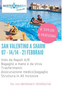 Sharm la vacanza a 360 gradi