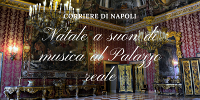 #vivinapoli: Natale al Palazzo Reale!