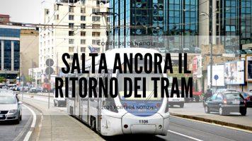 News, Napoli: i tram tardano, ancora