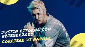 Musica, Justin Bieber torna con #bieber2020!
