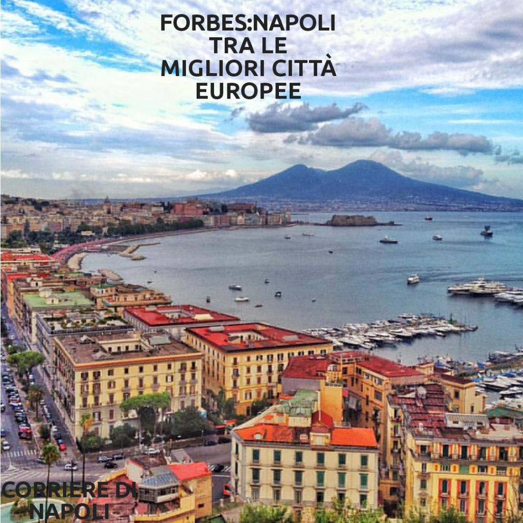 Napoli tra le migliori città