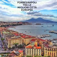 """News, Forbes: """"Napoli tra le migliori città europee dove investire nel 2020"""""""