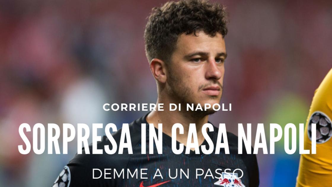 Sport, Calciomercato, Serie A: Napoli, sorpresa per il centrocampo, Demme ad un passo