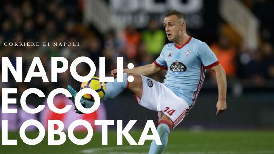 Sport, Calcio, Napoli: ecco Lobotka!
