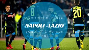 cronaca Lazio-Napoli