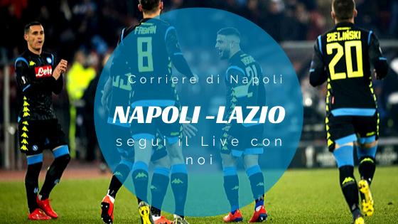 LIVE Serie A 2019/20, Lazio-Napoli 1-0