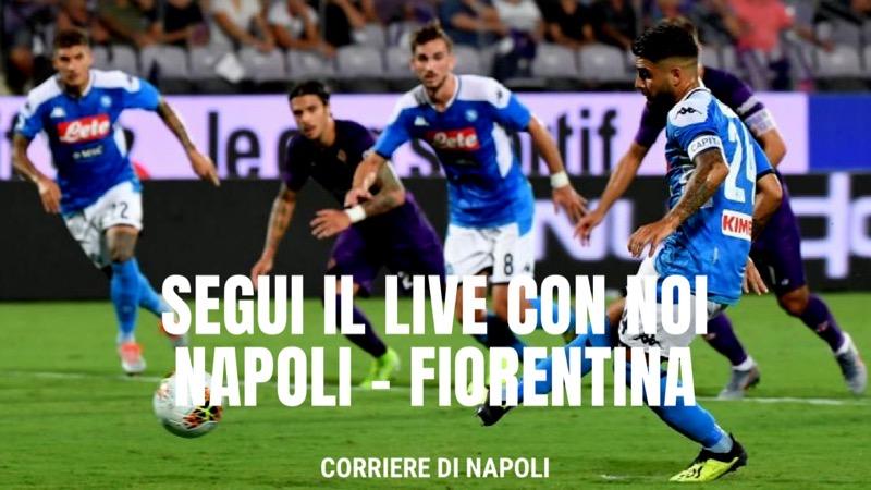 Diretta Live Napoli-Fiorentina