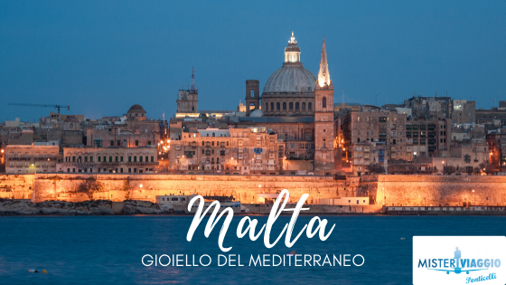 Malta: Gioiello del Mediterraneo