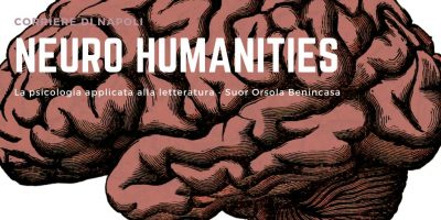 #facetoface: Stefano Calabrese racconta…Neuro Humanities all'UNISOB