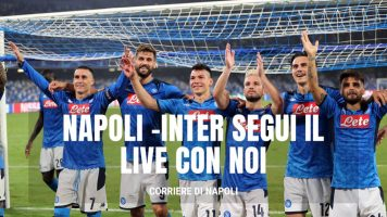 LIVE Serie A 2019/20, Napoli-Inter 1-3: i partenopei non escono dalla crisi! Dopo 23 anni, i nerazzurri espugnano il San Paolo