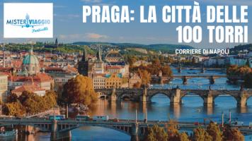 #sponsored by MrViaggio Ponticelli, Praga: la città delle 100 torri!