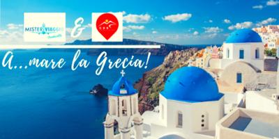 (a)mare la Grecia con Mr Viaggio Ponticelli!