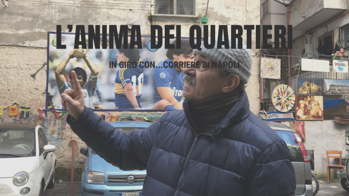 #facetoface: In giro per i Quartieri Spagnoli!
