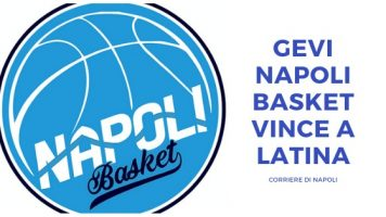 Sport, Basket: la GeVi Napoli Basket vince a Latina 68-82