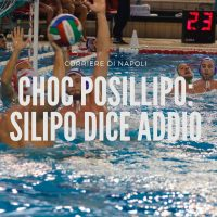 Sport, Pallanuoto, Choc Posillipo: Silipo dice addio