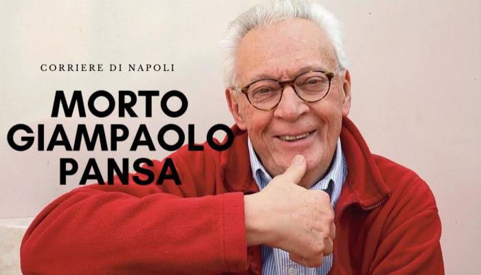 News: è morto a Roma Giampaolo Pansa