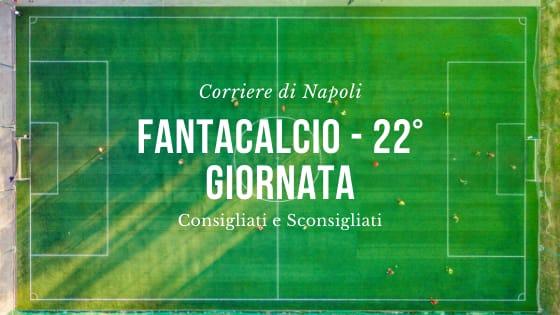 Sport, Fantacalcio: i consigli per la 22^ giornata di Serie A!