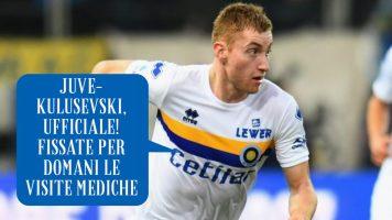 Sport, SerieA, Calciomercato: Kulusevski-Juve, è fatta. Domani le visite mediche