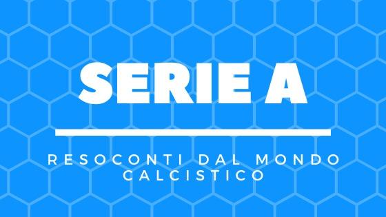 Serie A 21a giornata