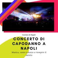 Arte&Cultura, Napoli: Concerto di Capodanno a Napoli