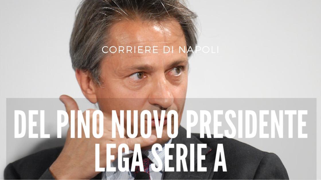 Calcio, Serie A: Paolo Dal Pino è il nuovo presidente della Lega Serie A