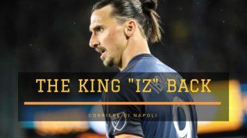 Serie A, Calciomercato: Zlatan Ibrahimovic IZ back.
