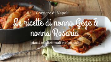 Food, Le ricette di Nonno Gege & Nonna Rosaria: calamari imbottiti