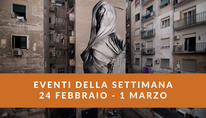 #vivinapoli, Eventi settimanali a Napoli