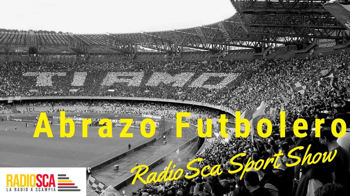 #sponsored by…RadioSca! Abrazo Futbolero a RadioSca Sport Show