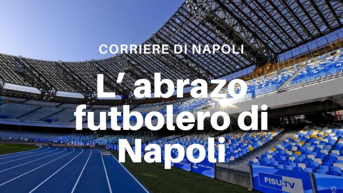 #vivinapoli, Sport: l'Abrazo Futbolero di Napoli