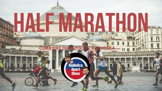 RadioSca Half Marathon con Gianluca Agata!