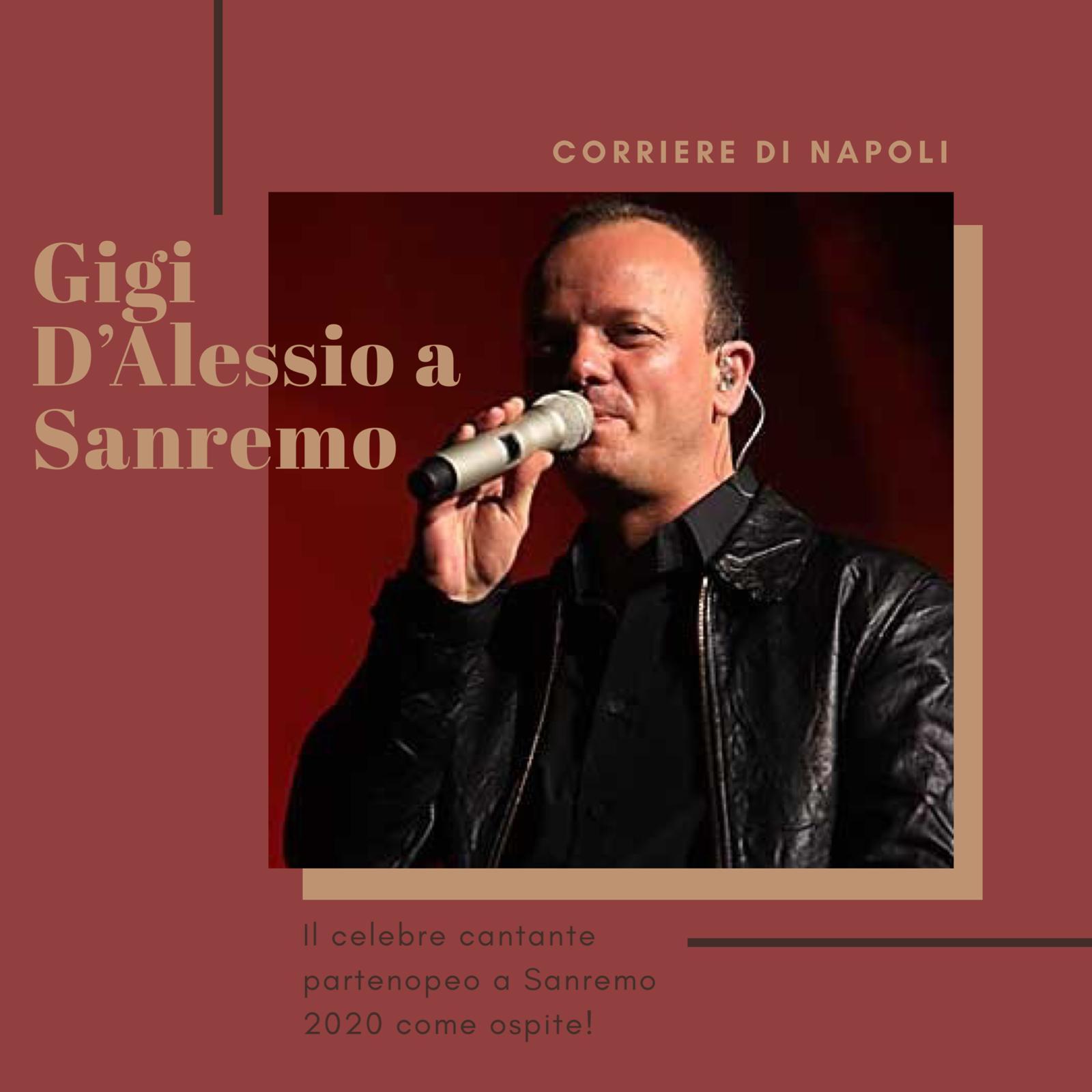 Arte&Cultura: Sanremo 2020 omaggia Napoli!