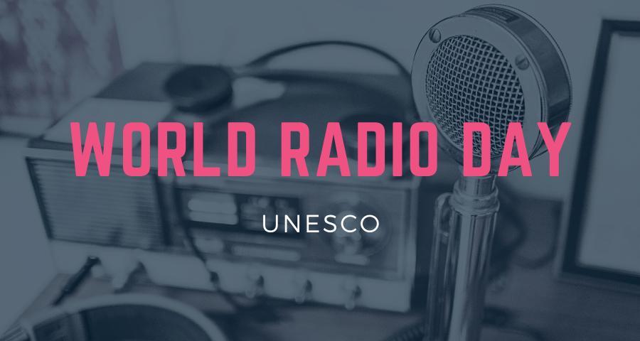 News: World Radio Day UNESCO!