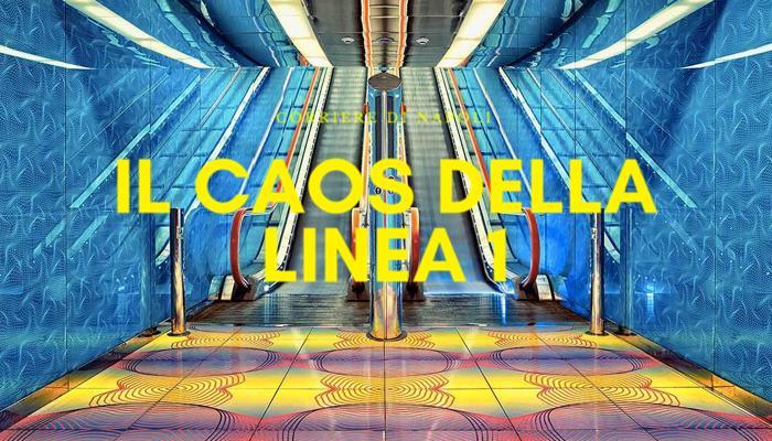 News, Napoli: Il caos della Linea 1