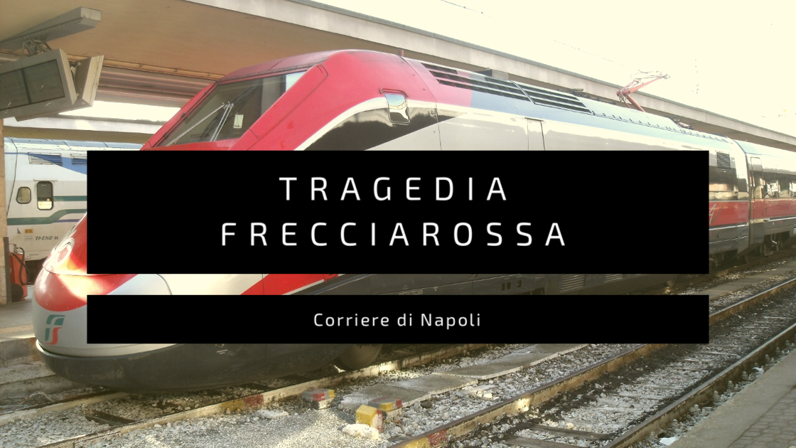 News: incidente del Frecciarossa 9595