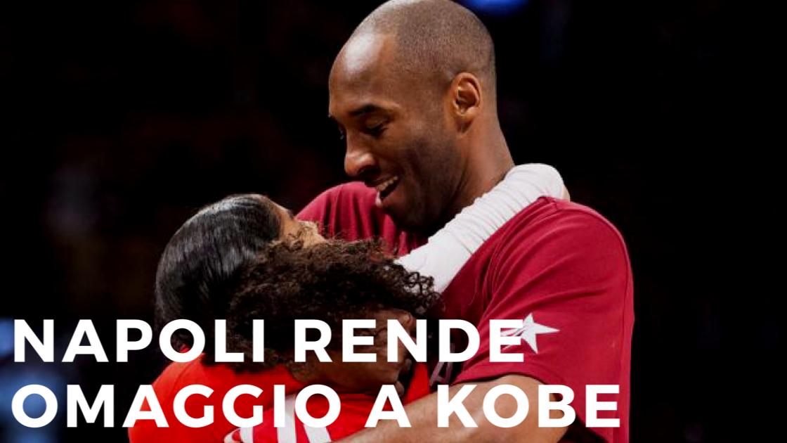 #vivinapoli, Basket: Napoli rende omaggio a Kobe Bryant con dei tornei domenicali!