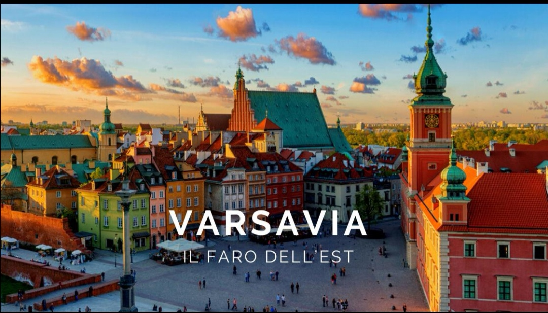 #sponsored by MrViaggio Ponticelli: Varsavia, il faro dell'est