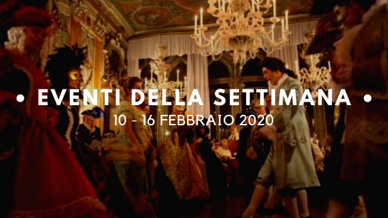 #vivinapoli, Eventi della settimana a Napoli