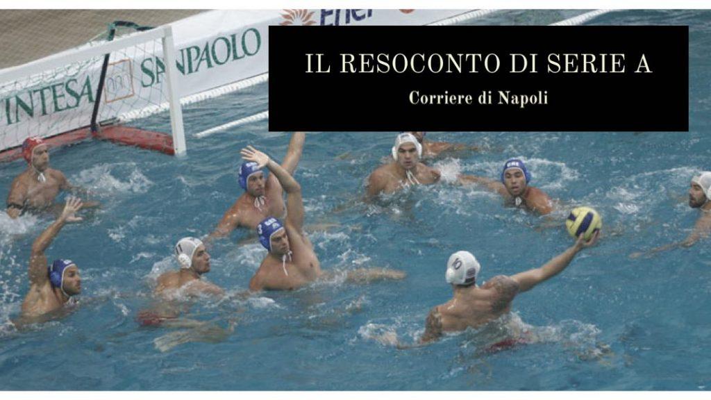 Il resoconto dell'ultima giornata di Serie A1!