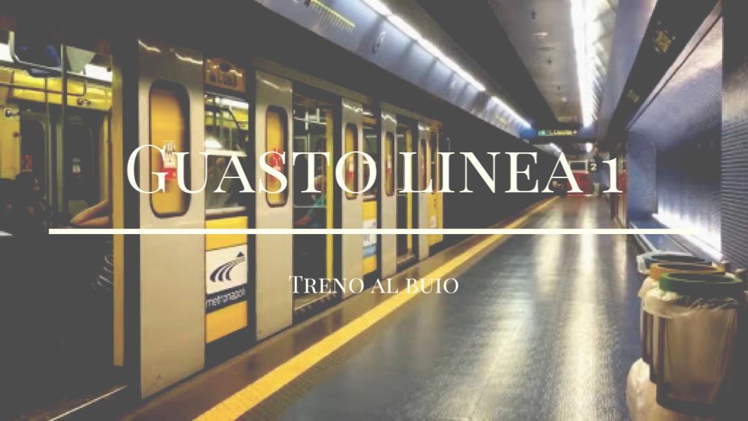 News, Napoli: guasto alla linea 1, treno fermo al buio