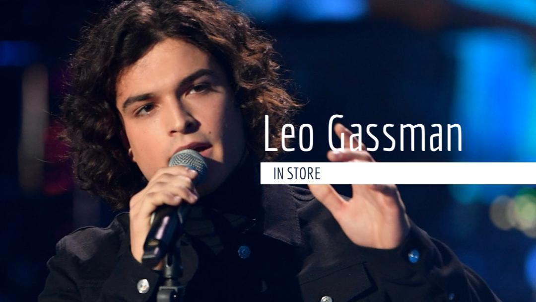 Musica: IN-STORE di Leo Gassman!