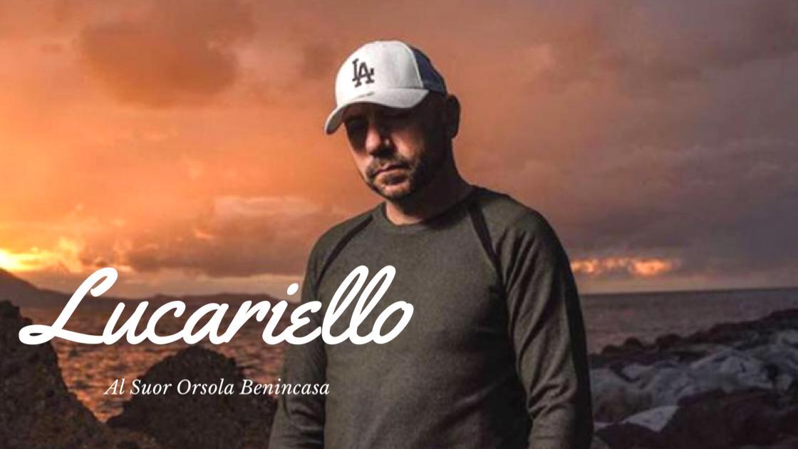 #vivinapoli: Lucariello al Suor Orsola Benincasa!