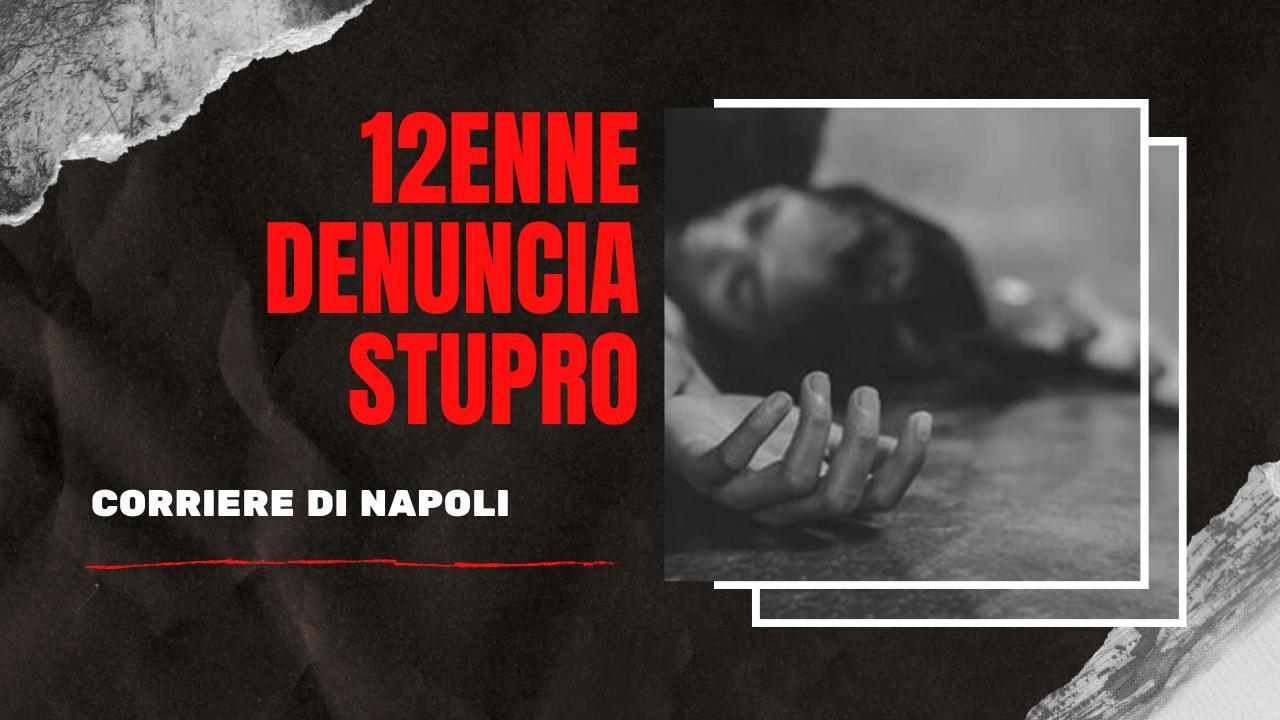 News: 12enne denuncia stupro!