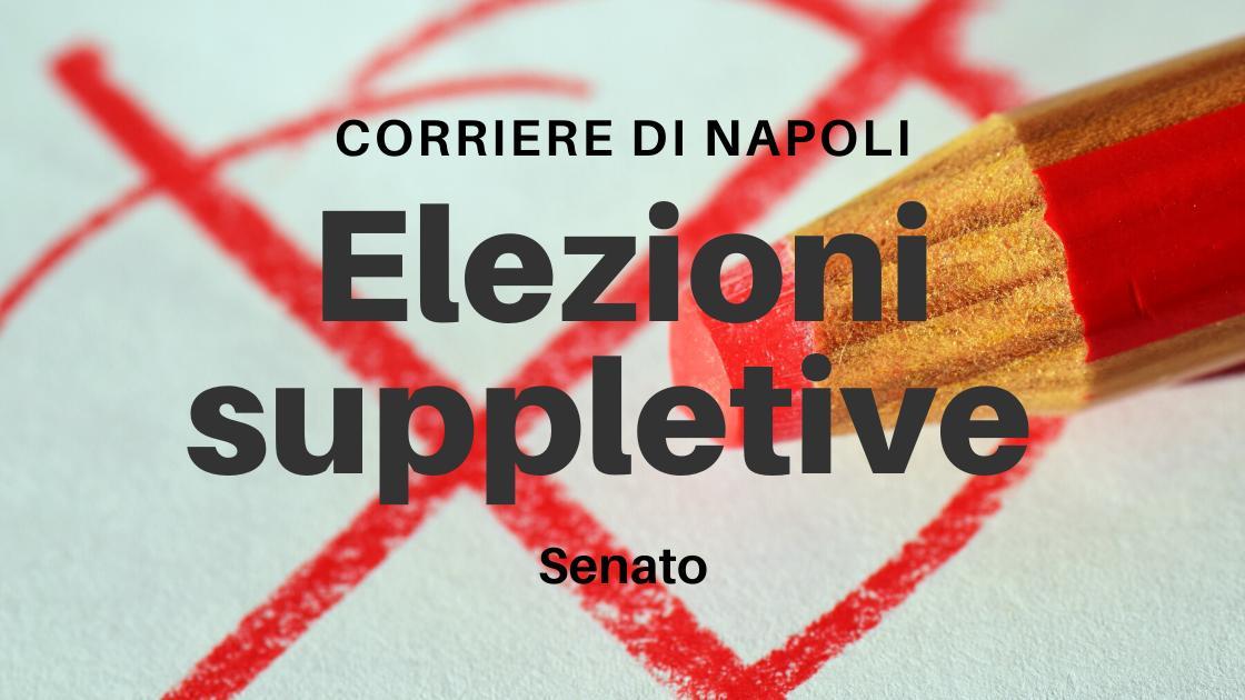 Politica: a Napoli elezioni suppletive per il Senato