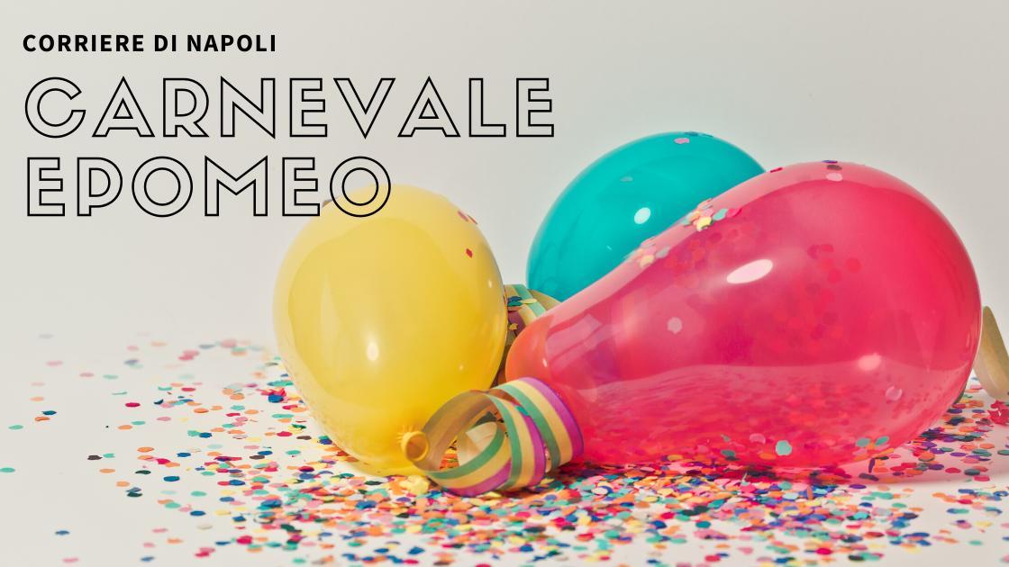 #vivinapoli: Carnevale Epomeo!
