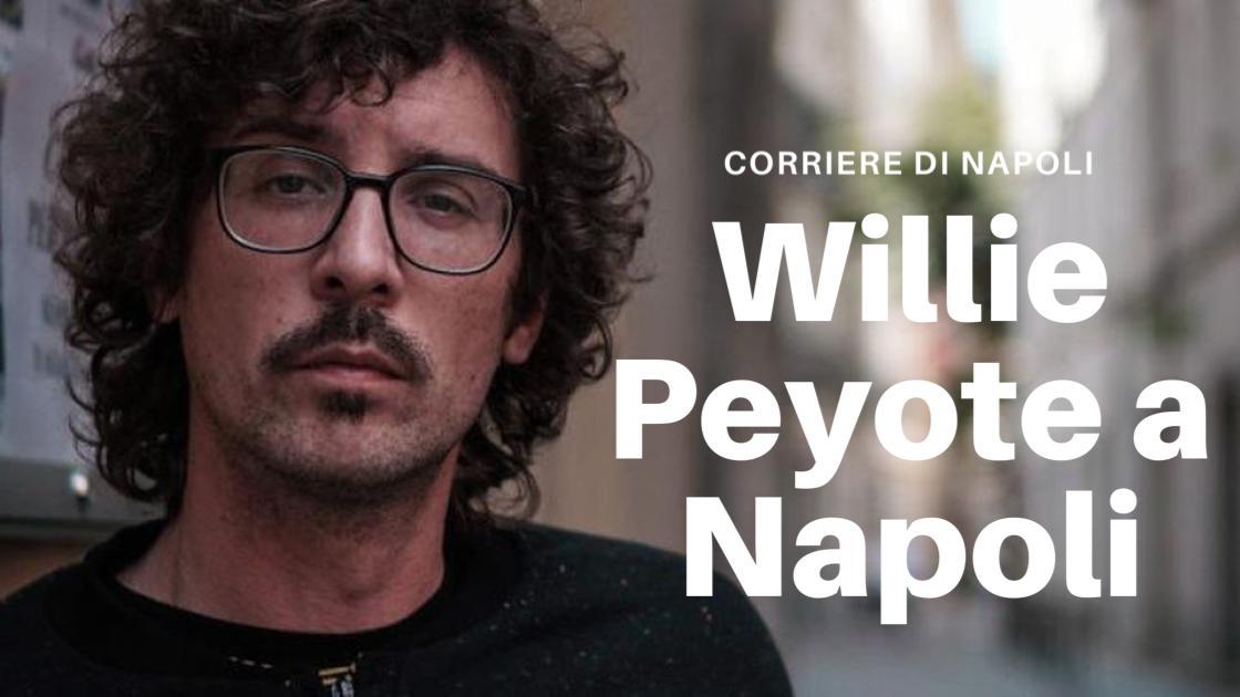 Musica, Napoli: Willie Peyote a Napoli