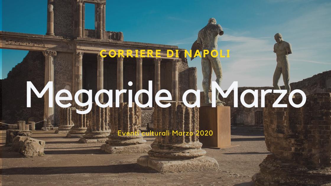 Arte&Cultura: Megaride Art, gli eventi di Marzo