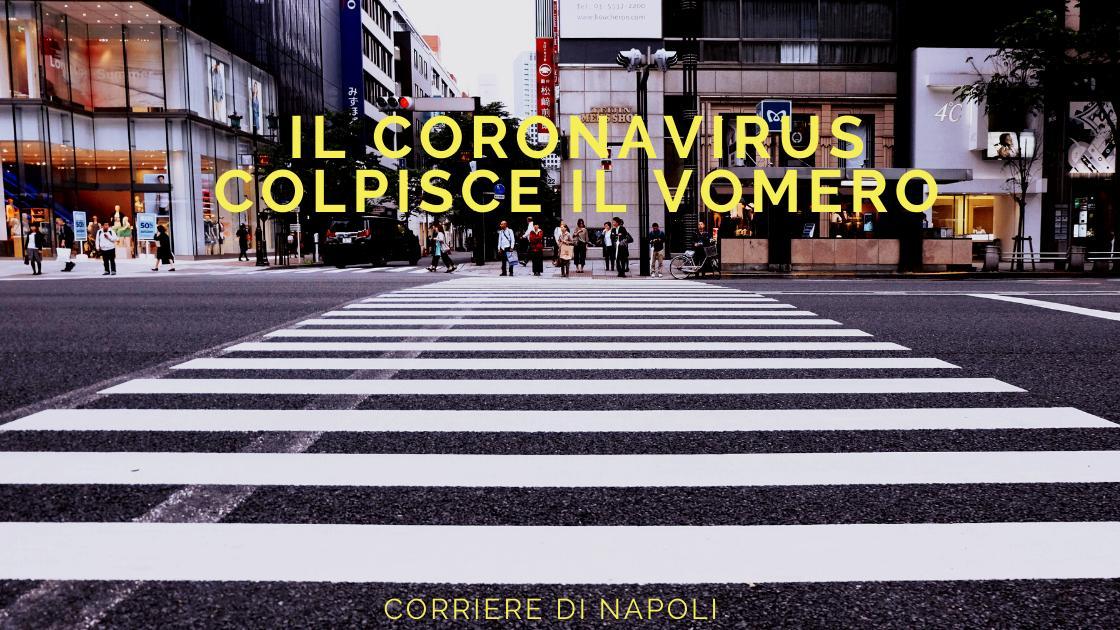 Coronavirus: Vomero quartiere più colpito dal virus