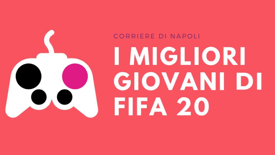 Videogiochi, Calcio: i migliori giovani di FIFA 20