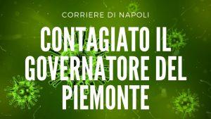 Positivo anche il governatore del Piemonte